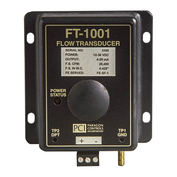 Analog Two Wire Flow Transducer