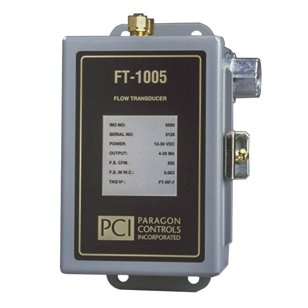 Analog Four Wire Flow Transducer