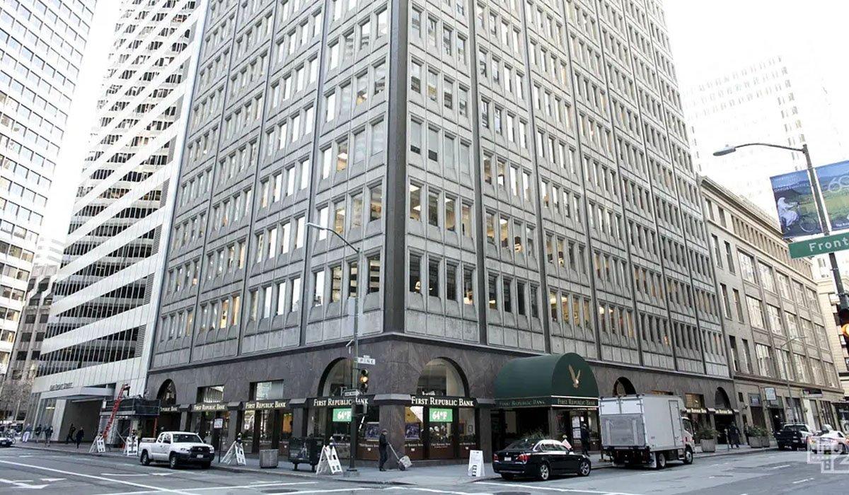 111 Pine Street Building in San Francisco