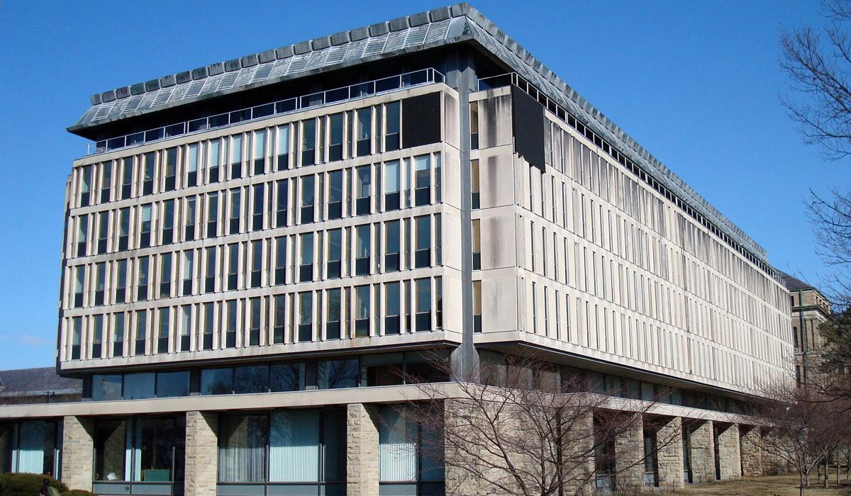 Olin Library at Cornell University